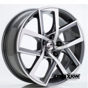 8x19 5x112 ET45 CTR57,1 Alu Sp45  (Spath) Anthracite Polished SP450019X80455112571 (DED VW)