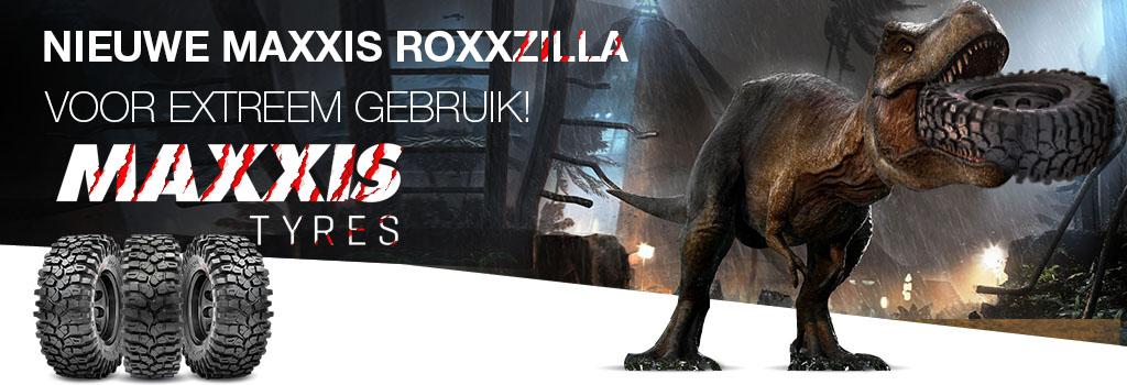 Maxxis Roxxzilla