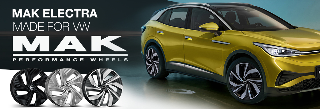 MAK wheels for VW