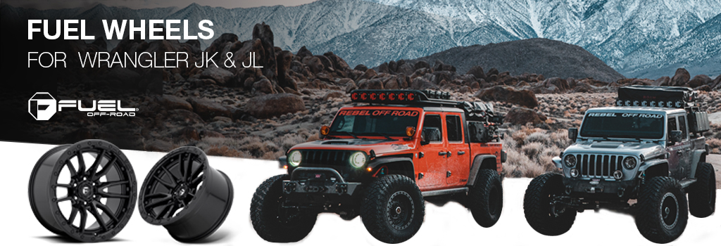 Wrangler Offroad Wheels Find Yours Here
