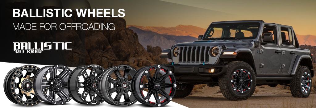 Promo: Ballistic Wheels Badass And Affordable